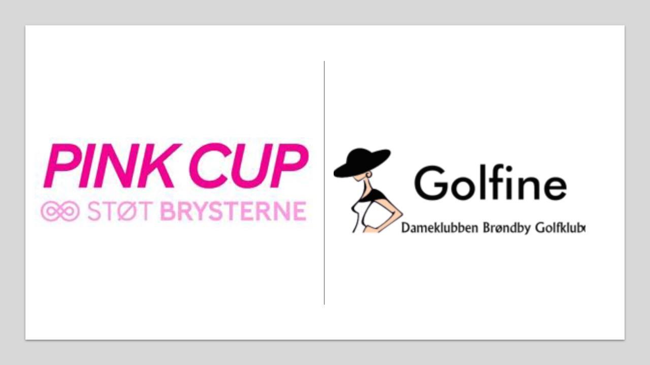 Invitation til PINK CUP lørdag den 26. juni 2021