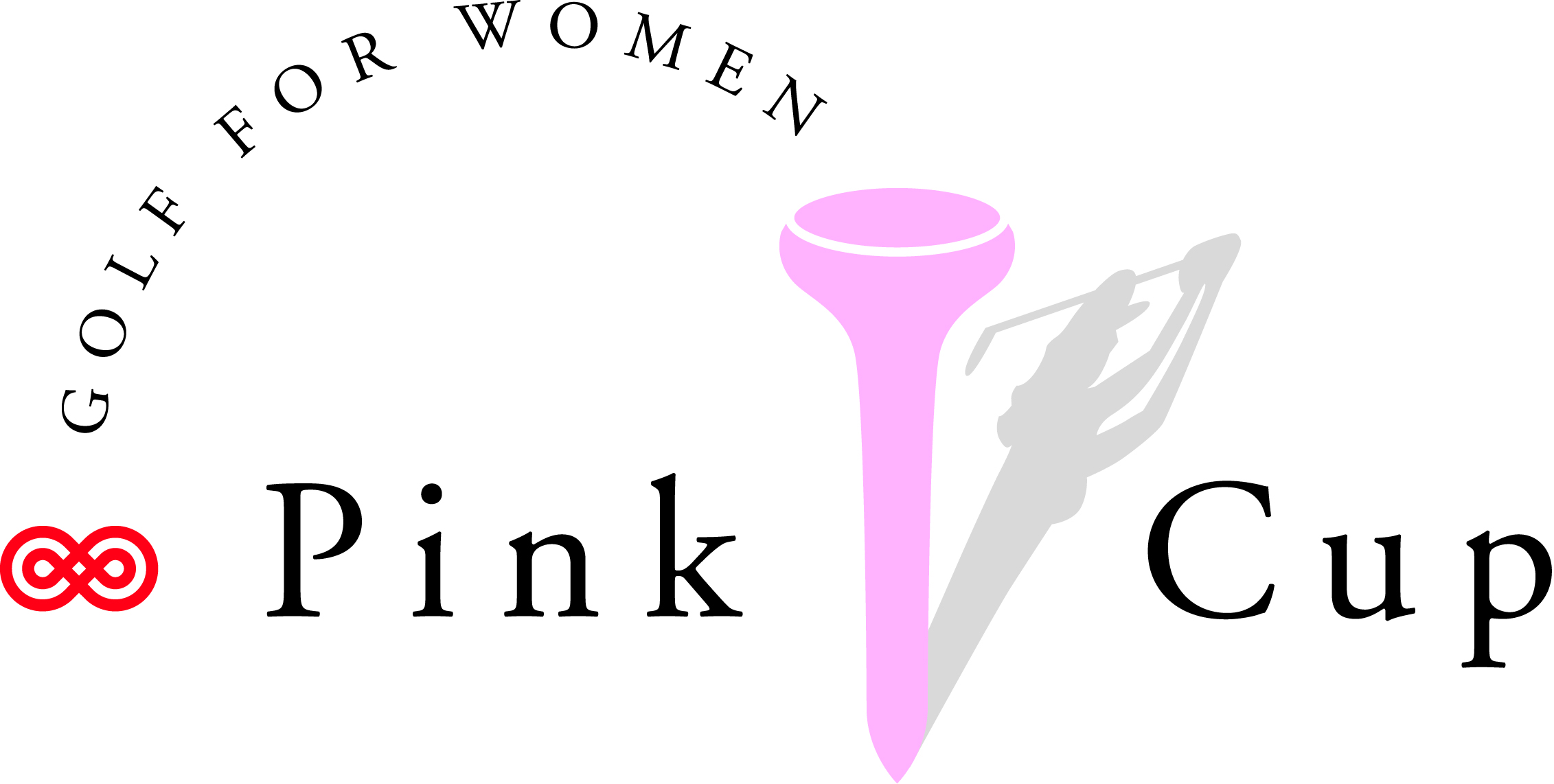 pink cup logo